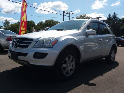 2007 Mercedes-Benz M-Class for sale at NJ Quality Auto Sales LLC in Richmond IL