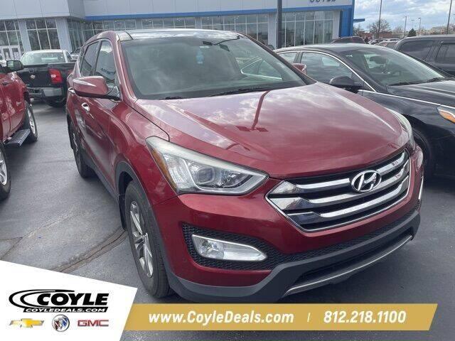 2013 Hyundai Santa Fe Sport for sale in Clarksville, IN