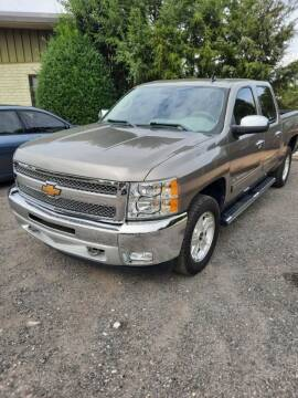 2012 Chevrolet Silverado 1500 for sale at IDEAL IMPORTS WEST in Rock Hill SC