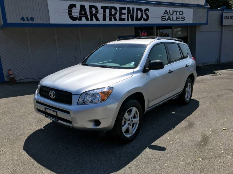 2008 Toyota RAV4 for sale at Car Trends 2 in Renton WA