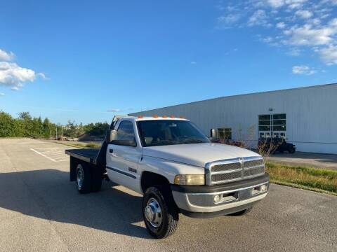 2001 Dodge Ram Chassis 3500 for sale at Prestige Auto of South Florida in North Port FL