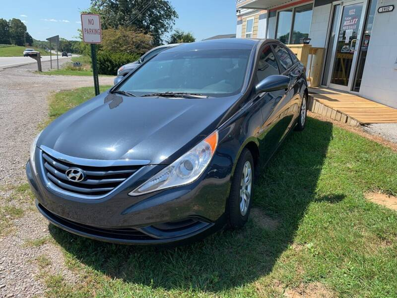 2012 Hyundai Sonata for sale at Todd Nolley Auto Sales in Campbellsville KY