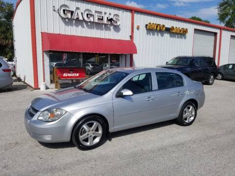 2010 Chevrolet Cobalt for sale at Gagel's Auto Sales in Gibsonton FL