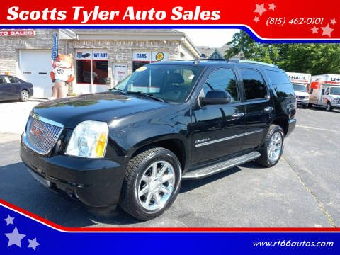 2011 GMC Yukon for sale at Scotts Tyler Auto Sales in Wilmington IL