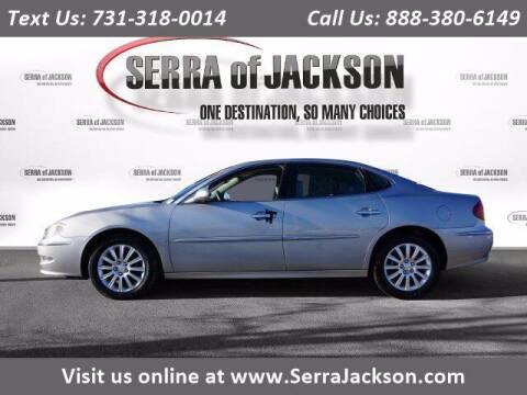 2008 Buick LaCrosse for sale at Serra Of Jackson in Jackson TN