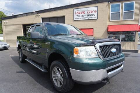 2007 Ford F-150 for sale at I-Deal Cars LLC in York PA