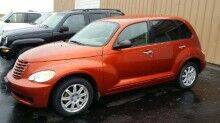2007 Chrysler PT Cruiser for sale at Tumbleson Automotive in Kewanee IL