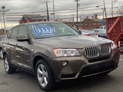 2011 BMW X3 for sale at Active Auto Sales in Hatboro PA
