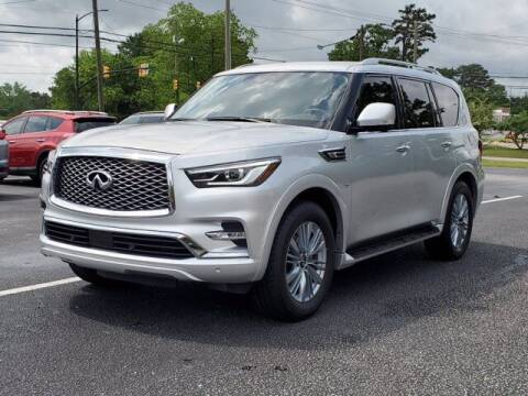 2019 Infiniti QX80 for sale at Gentry & Ware Motor Co. in Opelika AL