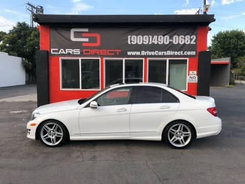 2013 Mercedes-Benz C-Class for sale at Cars Direct in Ontario CA