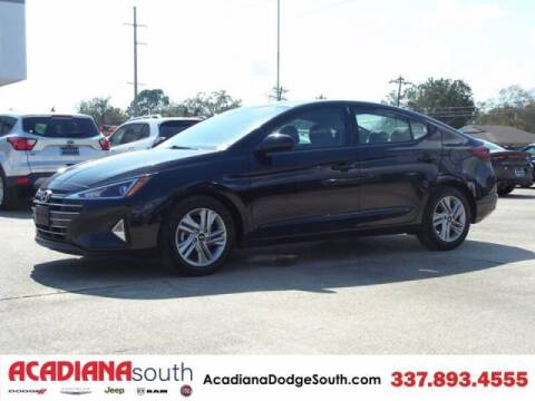 2020 Hyundai Elantra for sale at Acadiana Automotive Group - Acadiana Dodge Chrysler Jeep Ram Fiat South in Abbeville LA