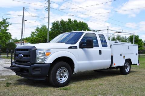 2015 Ford F-350 Super Duty for sale at Vision Motors, Inc. in Winter Garden FL
