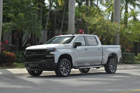 2020 Chevrolet Silverado 1500 for sale at EURO STABLE in Miami FL