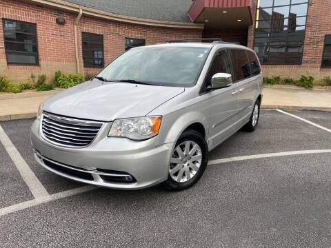 2011 Chrysler Town and Country for sale at STARIA AUTO GROUP LLC in Akron OH