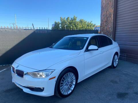 2012 BMW 3 Series for sale at Prime Motorports in Sacramento CA
