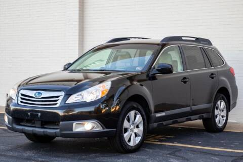 2010 Subaru Outback for sale at Carland Auto Sales INC. in Portsmouth VA