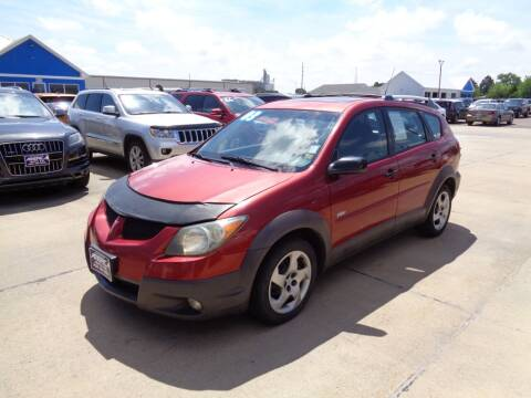 2003 Pontiac Vibe for sale at America Auto Inc in South Sioux City NE