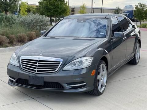 2010 Mercedes-Benz S-Class for sale at Executive Auto Sales DFW LLC in Arlington TX