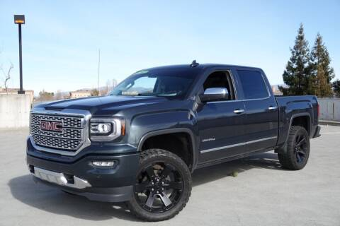 2017 GMC Sierra 1500 for sale at BAY AREA CAR SALES 2 in San Jose CA