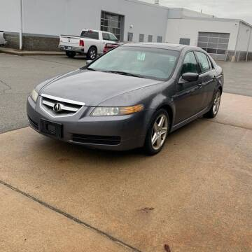 2005 Acura TL for sale at GLOBAL MOTOR GROUP in Newark NJ