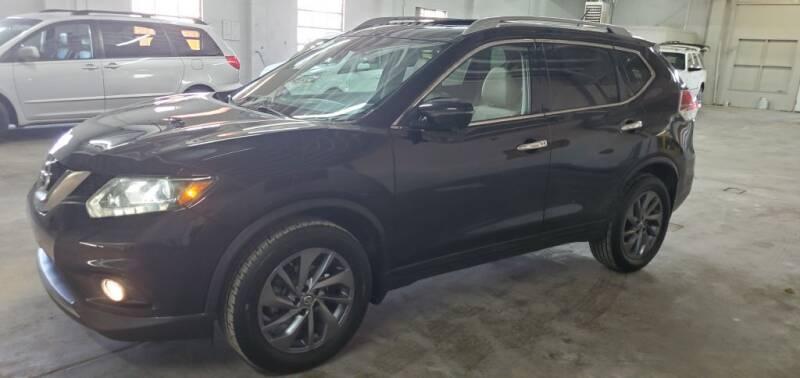 2016 Nissan Rogue for sale at Klika Auto Direct LLC in Olathe KS