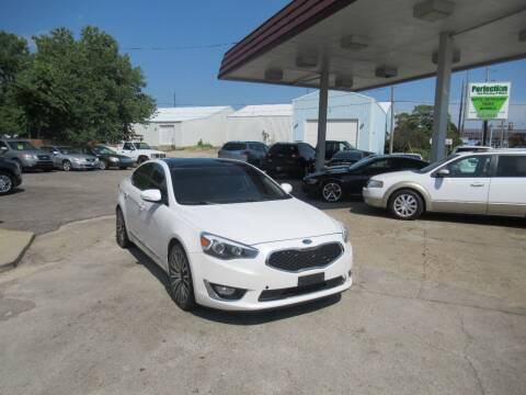 2014 Kia Cadenza for sale at Perfection Auto Detailing & Wheels in Bloomington IL