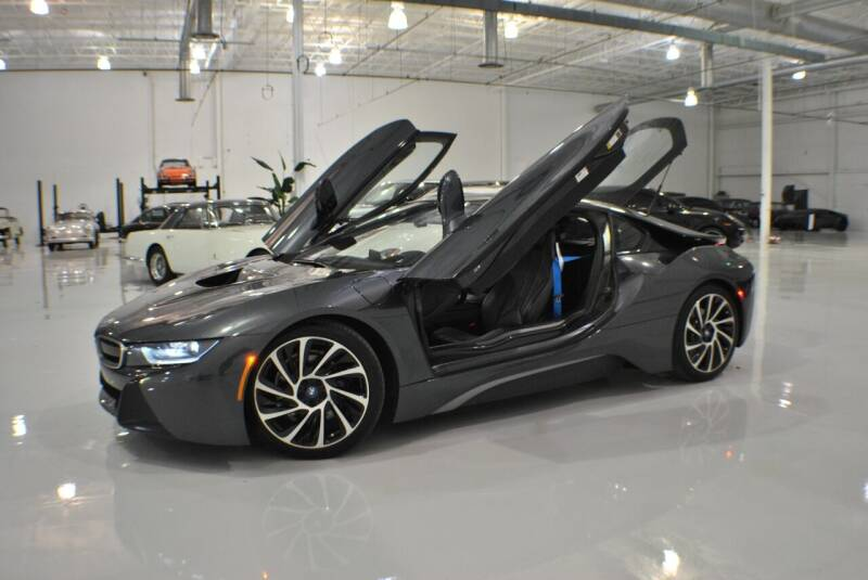 2017 BMW i8 for sale at Euro Prestige Imports llc. in Indian Trail NC