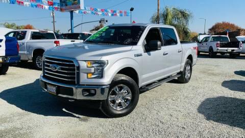 2017 Ford F-150 for sale at LA PLAYITA AUTO SALES INC - Tulare Lot in Tulare CA