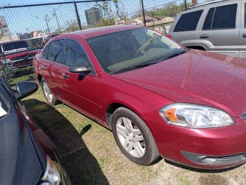 2006 Chevrolet Impala for sale at Jerry Allen Motor Co in Beaumont TX