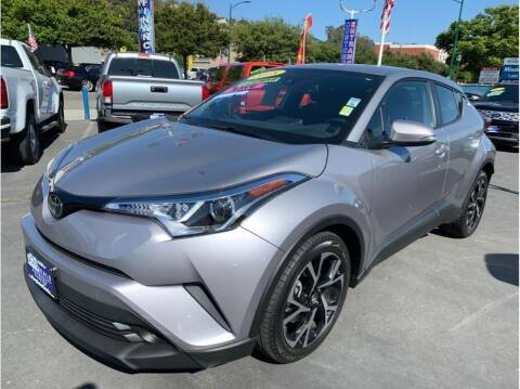 2018 Toyota C-HR for sale at AutoDeals in Hayward CA