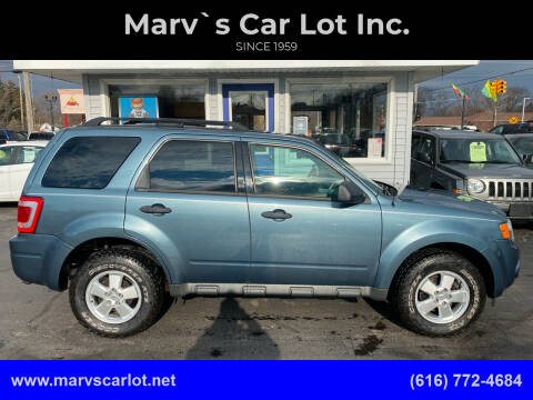 2011 Ford Escape for sale at Marv`s Car Lot Inc. in Zeeland MI