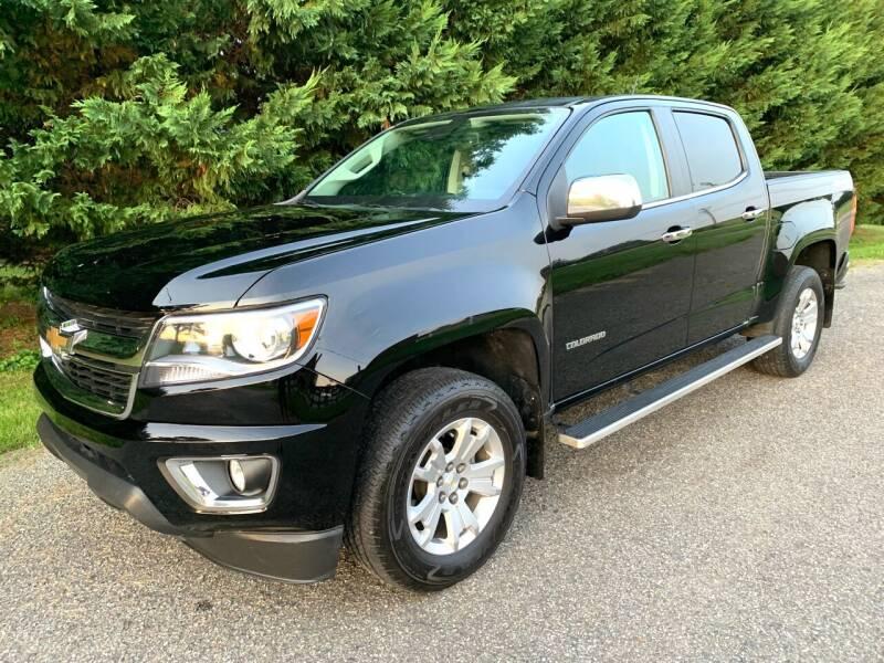 2019 Chevrolet Colorado for sale at 268 Auto Sales in Dobson NC