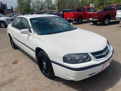 2005 Chevrolet Impala for sale at Truck City Inc in Des Moines IA