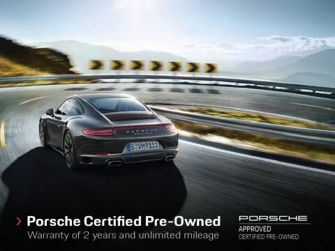 2018 Porsche Cayenne for sale at Gaudin Porsche in Las Vegas NV