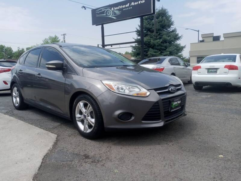 2014 Ford Focus for sale in Springville, UT