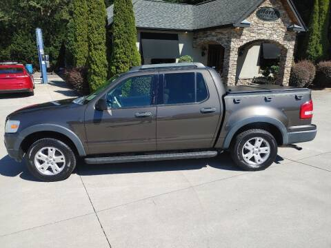2007 Ford Explorer Sport Trac for sale at Hoyle Auto Sales in Taylorsville NC