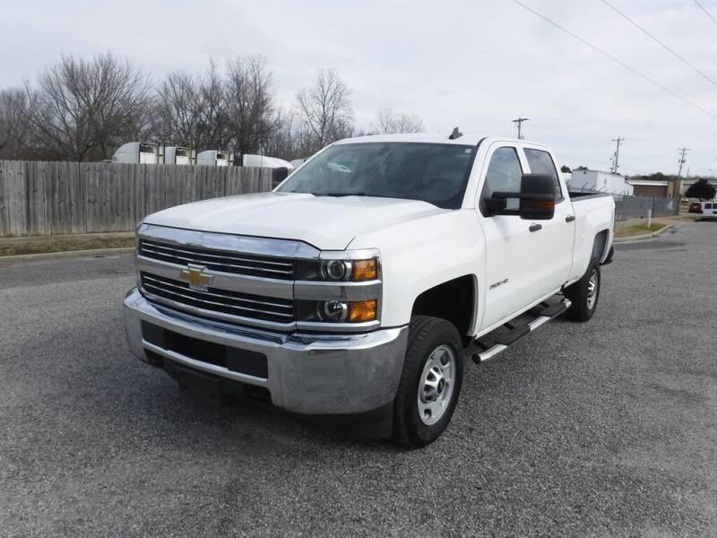 2018 Chevrolet Silverado 2500HD for sale at Memphis Truck Exchange in Memphis TN