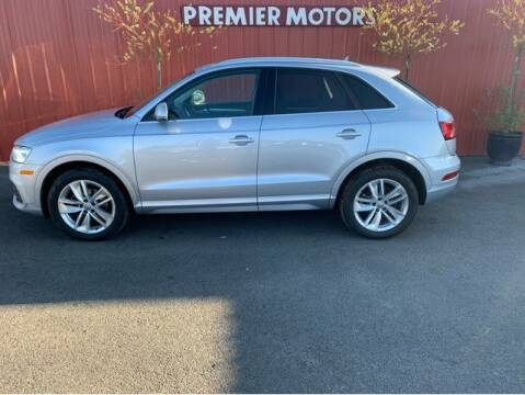 2017 Audi Q3 for sale at PremierMotors INC. in Milton Freewater OR