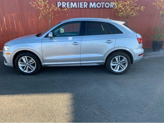 2017 Audi Q3 for sale at Premier Motors in Milton Freewater OR