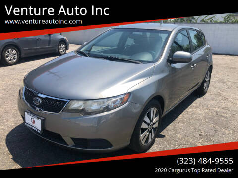2013 Kia Forte5 for sale at Venture Auto Inc in South Gate CA