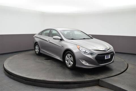 2012 Hyundai Sonata Hybrid for sale at M & I Imports in Highland Park IL