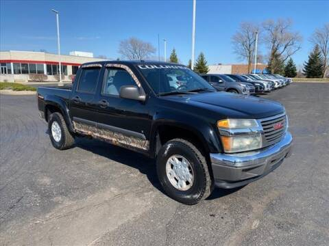 2006 GMC Canyon for sale at Lasco of Grand Blanc in Grand Blanc MI