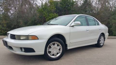 2002 Mitsubishi Galant for sale at Houston Auto Preowned in Houston TX