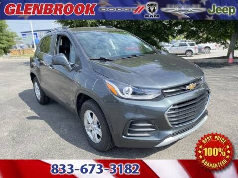 2018 Chevrolet Trax for sale at Glenbrook Dodge Chrysler Jeep Ram and Fiat in Fort Wayne IN