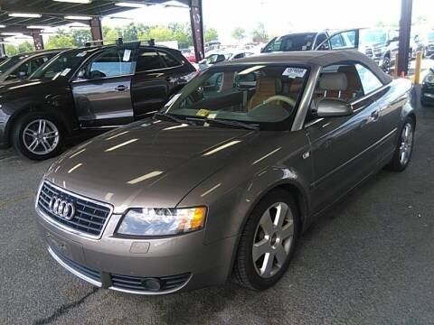 2003 Audi A4 for sale at Delong Motors in Fredericksburg VA