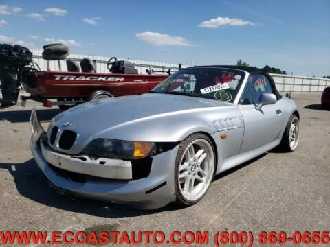 1998 BMW Z3 for sale at East Coast Auto Source Inc. in Bedford VA