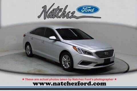 2016 Hyundai Sonata for sale at Auto Group South - Natchez Ford Lincoln in Natchez MS