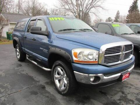 2006 Dodge Ram Pickup 1500 for sale at GENOA MOTORS INC in Genoa IL