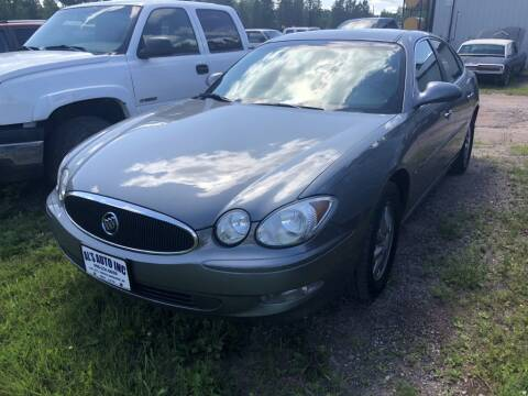2007 Buick LaCrosse for sale at Al's Auto Inc. in Bruce Crossing MI