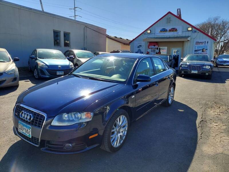 2008 Audi A4 for sale at Rochester Auto Mall in Rochester MN